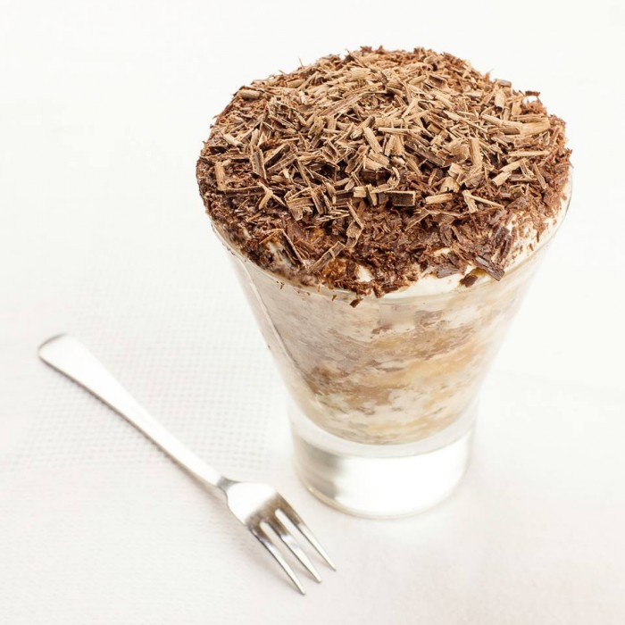 Vegan Tiramisu Just For You!