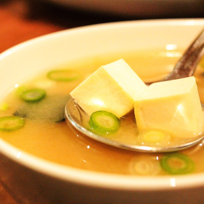Tofu & Wakame Miso Soup – Vegan Easy - veganeasy.org